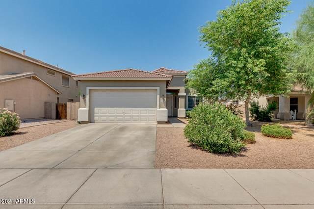 2338 W Jasper Butte Drive, Queen Creek, AZ 85142 (MLS #6254372) :: Conway Real Estate
