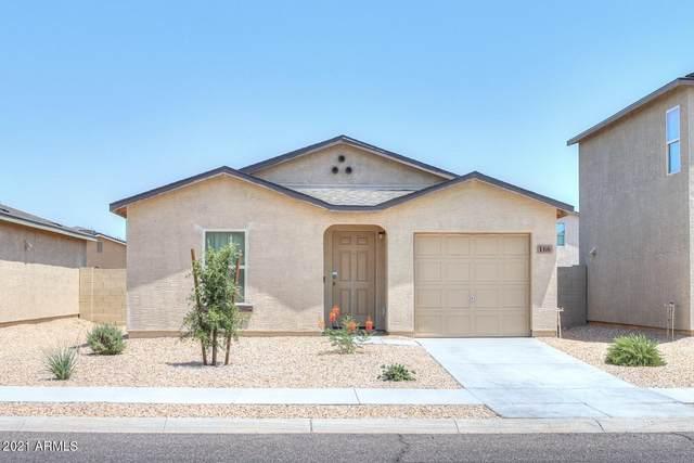 166 E Douglas Avenue, Coolidge, AZ 85128 (MLS #6254375) :: Arizona Home Group