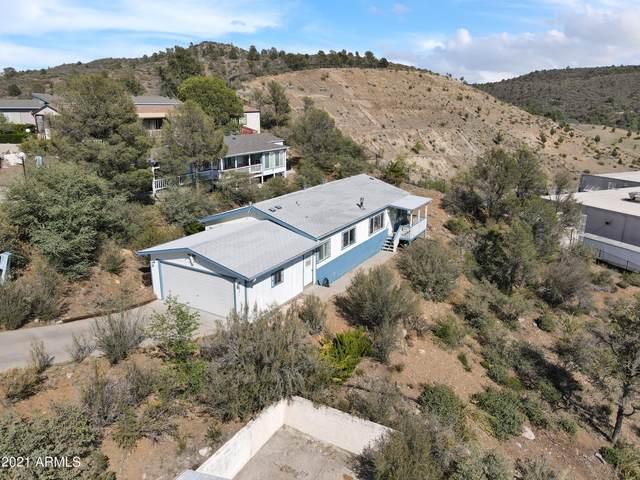 2571 Hilltop Road, Prescott, AZ 86301 (MLS #6254379) :: The Ellens Team