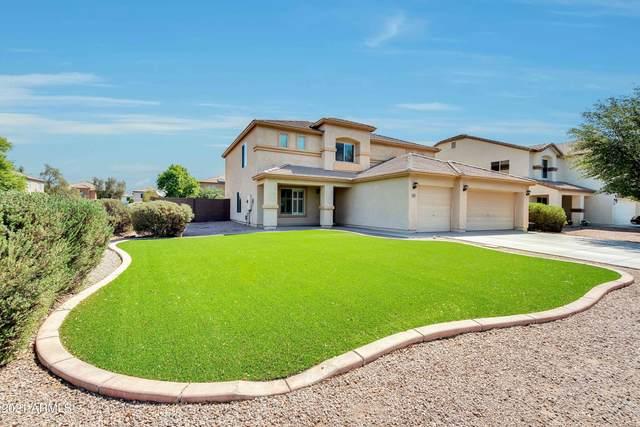 3332 E Sierrita Road, San Tan Valley, AZ 85143 (MLS #6254397) :: The Helping Hands Team