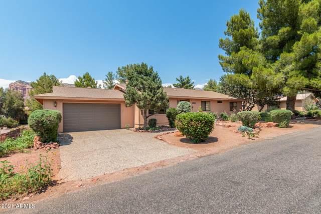 220 Concho Drive, Sedona, AZ 86351 (MLS #6254399) :: The Ellens Team
