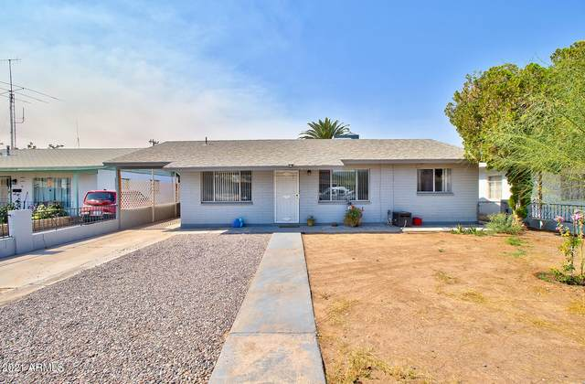 761 W Central Avenue, Coolidge, AZ 85128 (MLS #6254408) :: Conway Real Estate