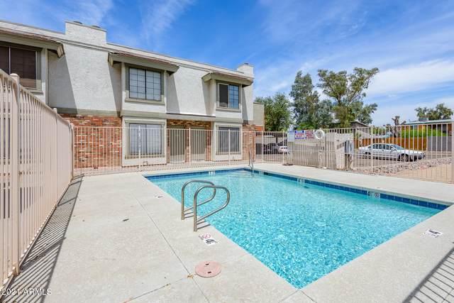 548 S Wilson Street #103, Tempe, AZ 85281 (MLS #6254431) :: The Dobbins Team
