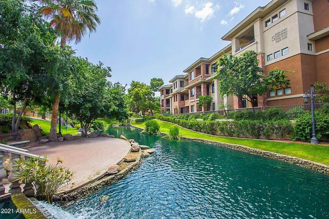 2989 N 44TH Street #3005, Phoenix, AZ 85018 (MLS #6254435) :: Synergy Real Estate Partners