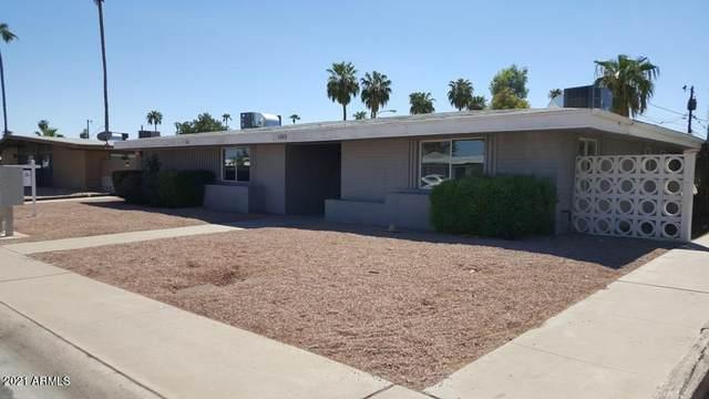 3208 N 67TH Place #2, Scottsdale, AZ 85251 (MLS #6254449) :: The Ellens Team