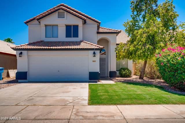 3037 E Wagoner Road, Phoenix, AZ 85032 (MLS #6254465) :: My Home Group