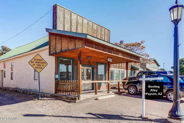 520 W Main Street, Payson, AZ 85541 (MLS #6254468) :: Jonny West Real Estate