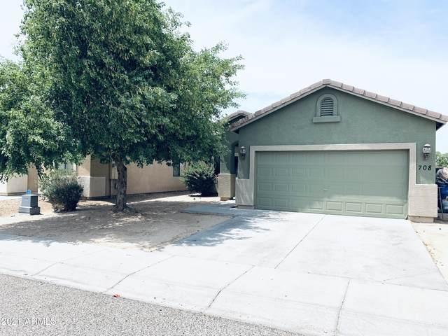 708 W Lydia Lane, Phoenix, AZ 85041 (MLS #6254472) :: My Home Group