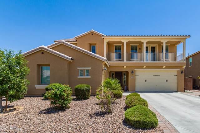 2083 E Brigadier Drive, Gilbert, AZ 85298 (MLS #6254473) :: Yost Realty Group at RE/MAX Casa Grande