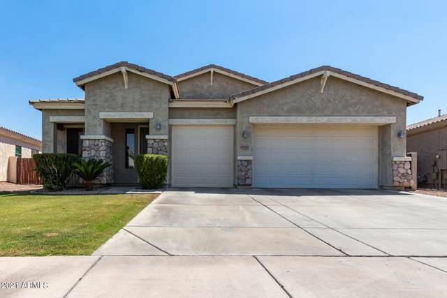 6270 S Moccasin Trail, Gilbert, AZ 85298 (MLS #6254477) :: Arizona Home Group