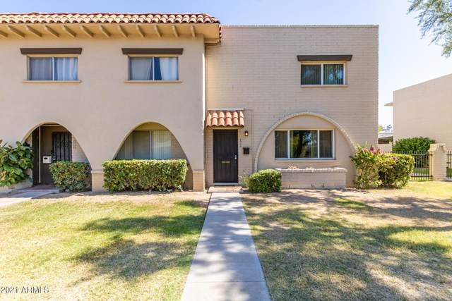 6829 E Osborn Road A, Scottsdale, AZ 85251 (MLS #6254478) :: My Home Group