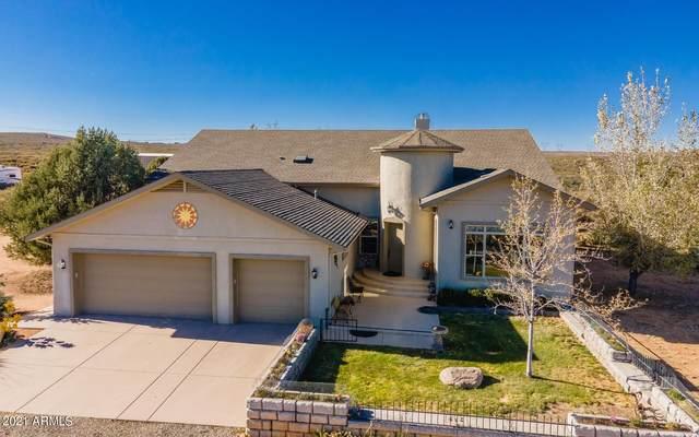 17100 E Lions Crossing Road, Dewey, AZ 86327 (MLS #6254480) :: Power Realty Group Model Home Center