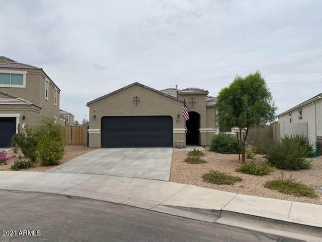 17888 N Pietra Road, Maricopa, AZ 85138 (MLS #6254489) :: Yost Realty Group at RE/MAX Casa Grande