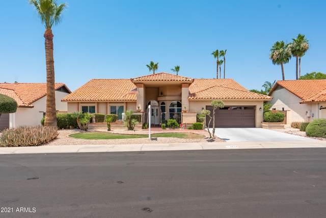 9828 E Ironwood Drive, Scottsdale, AZ 85258 (MLS #6254495) :: Executive Realty Advisors
