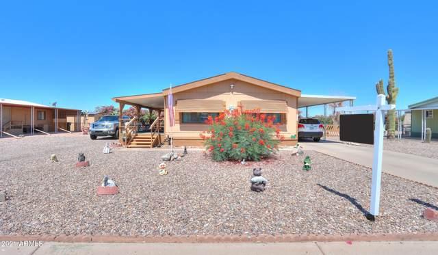 1665 N Mesa Verde Drive, Casa Grande, AZ 85122 (MLS #6254498) :: My Home Group
