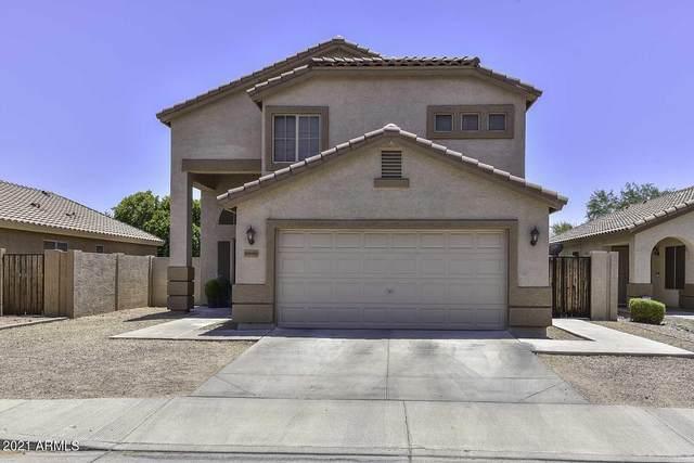6991 W Kings Avenue, Peoria, AZ 85382 (MLS #6254509) :: Lucido Agency