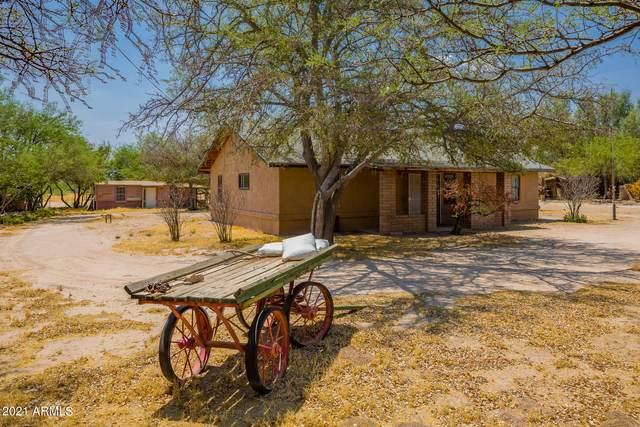 1094 N Pomerene Road, Benson, AZ 85602 (MLS #6254515) :: Synergy Real Estate Partners