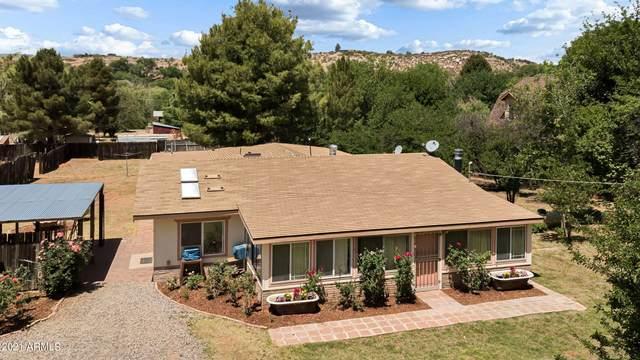 130 N Farm Circle Road, Cornville, AZ 86325 (MLS #6254516) :: RE/MAX Desert Showcase