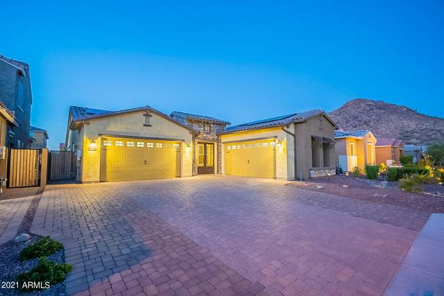 10320 W Fetlock Trail, Peoria, AZ 85383 (MLS #6254528) :: My Home Group