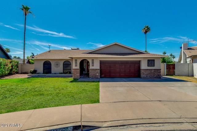 825 W Posada Avenue, Mesa, AZ 85210 (MLS #6254538) :: Yost Realty Group at RE/MAX Casa Grande