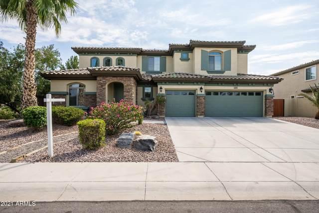 4109 S St Claire, Mesa, AZ 85212 (MLS #6254544) :: Jonny West Real Estate