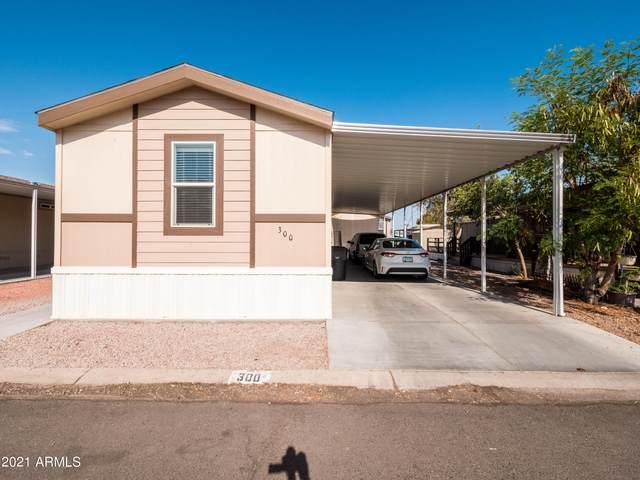 400 W Baseline Road #300, Tempe, AZ 85283 (MLS #6254545) :: Synergy Real Estate Partners