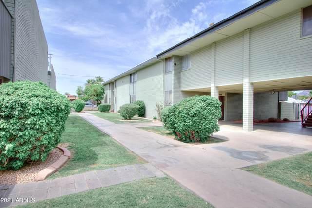 6767 N 7th Street #233, Phoenix, AZ 85014 (MLS #6254547) :: The Ellens Team