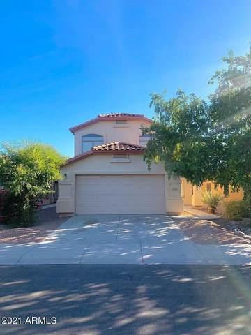 41764 W Sunland Drive, Maricopa, AZ 85138 (MLS #6254553) :: Balboa Realty