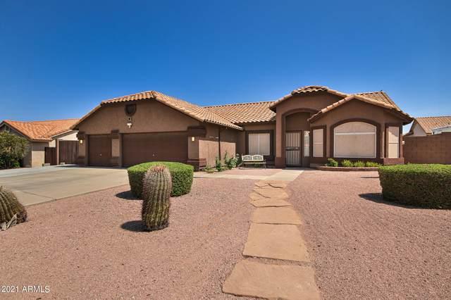 6424 E Preston Street, Mesa, AZ 85215 (MLS #6254555) :: Conway Real Estate