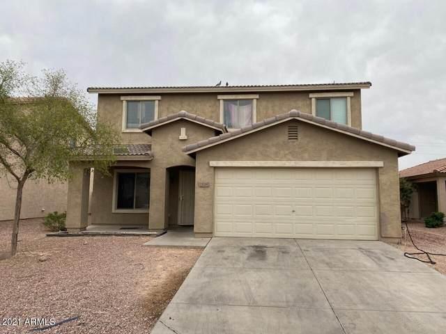 25787 W Satellite Lane, Buckeye, AZ 85326 (MLS #6254575) :: Yost Realty Group at RE/MAX Casa Grande