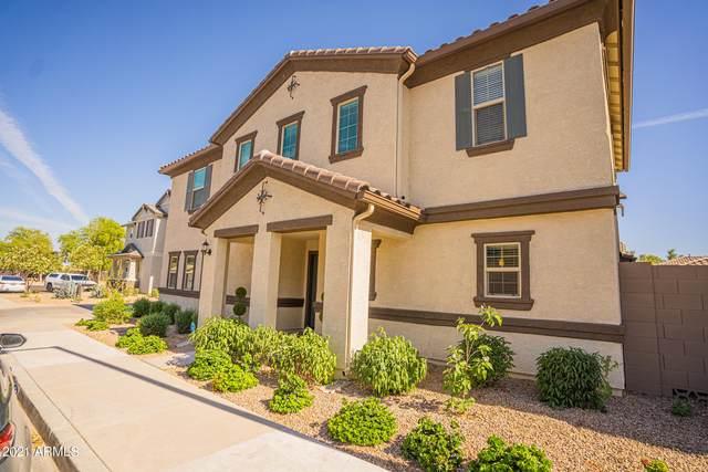 16447 W Culver Street, Goodyear, AZ 85338 (MLS #6254576) :: Scott Gaertner Group