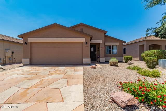 1011 E Denim Trail, San Tan Valley, AZ 85143 (MLS #6254581) :: The Helping Hands Team