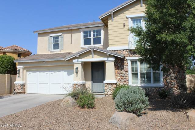 3216 S Cottonwood Drive, Chandler, AZ 85286 (MLS #6254595) :: Arizona Home Group