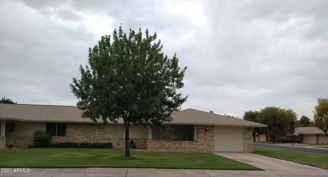 9914 W Highwood Lane, Sun City, AZ 85373 (MLS #6254596) :: Yost Realty Group at RE/MAX Casa Grande