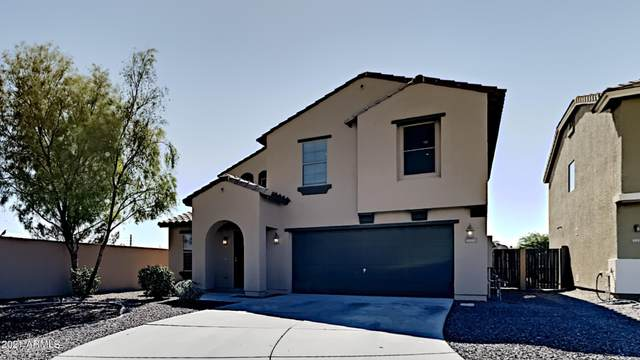 19585 N Sandalwood Drive, Maricopa, AZ 85138 (MLS #6254603) :: The Ellens Team