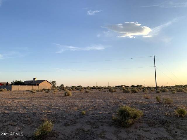 3560 N Bandelier Drive, Eloy, AZ 85131 (MLS #6254604) :: The Ellens Team