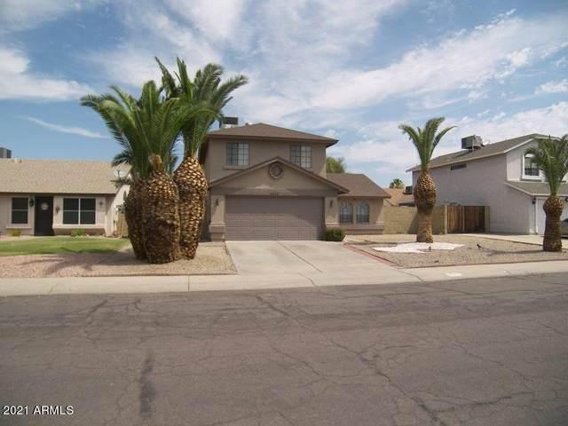 3934 W Mariposa Grande Street, Glendale, AZ 85310 (MLS #6254605) :: The Ellens Team
