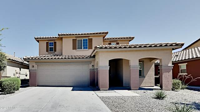 40788 W Portis Drive, Maricopa, AZ 85138 (MLS #6254606) :: The Ellens Team
