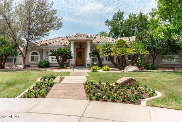 4611 E Garnet Circle, Mesa, AZ 85206 (MLS #6254611) :: The Ellens Team