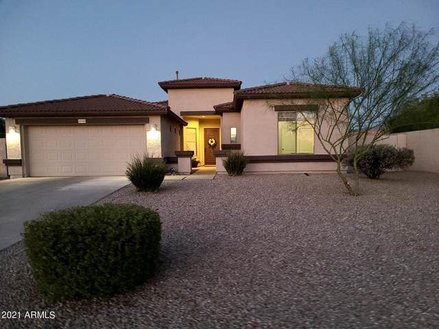 13145 S 178th Avenue, Goodyear, AZ 85338 (MLS #6254612) :: Lucido Agency