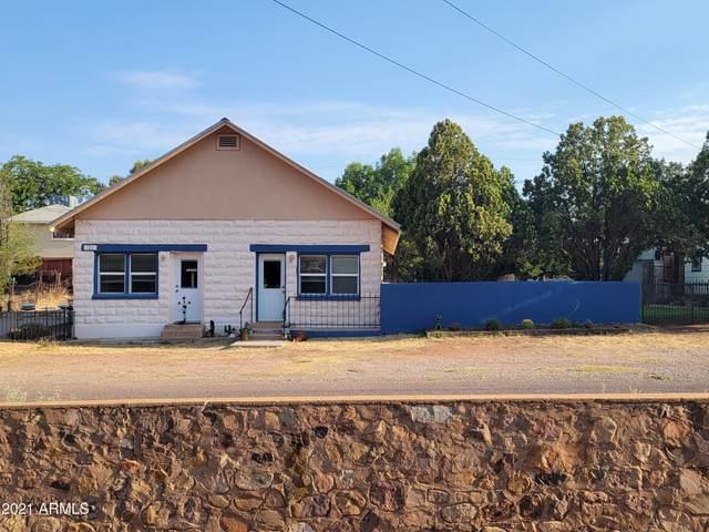 121 Black Knob View, Bisbee, AZ 85603 (MLS #6254613) :: Conway Real Estate
