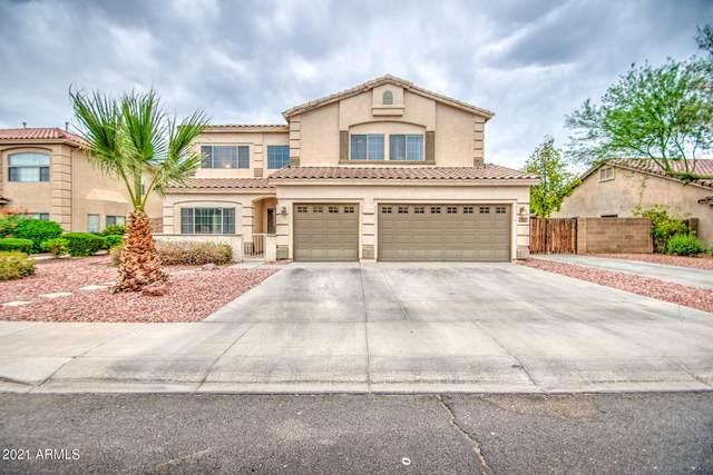 4820 W Pedro Lane, Laveen, AZ 85339 (MLS #6254617) :: Yost Realty Group at RE/MAX Casa Grande
