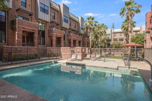 330 S Farmer Avenue #131, Tempe, AZ 85281 (MLS #6254625) :: Jonny West Real Estate