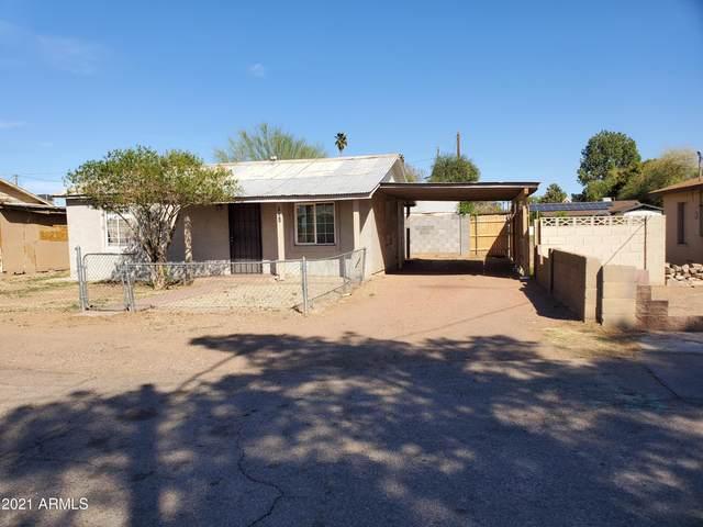 7405 N 62ND Avenue, Glendale, AZ 85301 (MLS #6254626) :: The Riddle Group