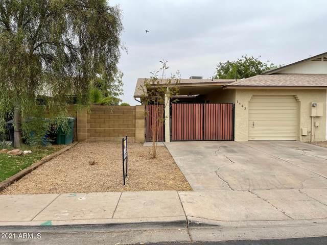 1443 S Lazona Dr. Drive, Mesa, AZ 85204 (MLS #6254627) :: Arizona 1 Real Estate Team