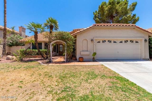 7107 W Utopia Road, Glendale, AZ 85308 (MLS #6254635) :: Yost Realty Group at RE/MAX Casa Grande