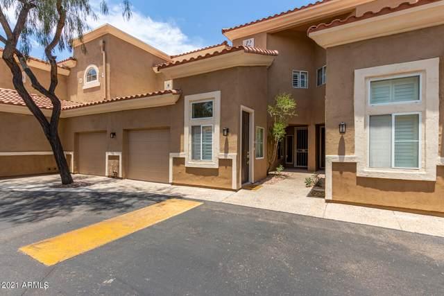 8245 E Bell Road #141, Scottsdale, AZ 85260 (MLS #6254638) :: Arizona 1 Real Estate Team
