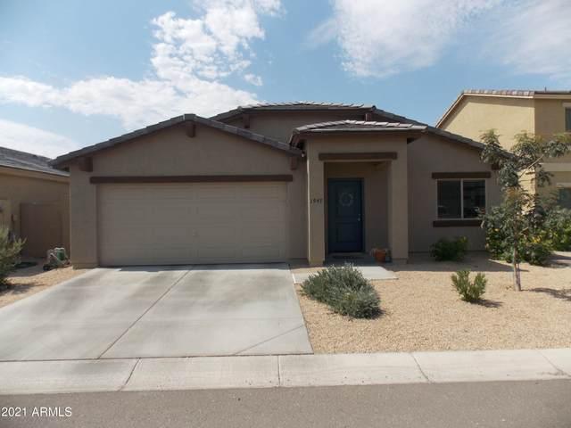 1947 W Overland Street, Apache Junction, AZ 85120 (MLS #6254639) :: Arizona 1 Real Estate Team