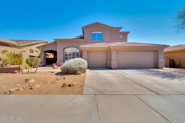 14035 E Sahuaro Drive, Scottsdale, AZ 85259 (MLS #6254640) :: Conway Real Estate