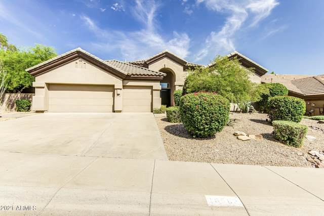 16589 N 109TH Street, Scottsdale, AZ 85255 (MLS #6254643) :: The Helping Hands Team
